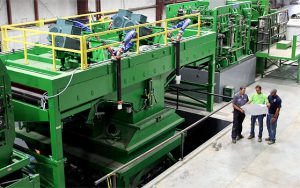 TMW Technology Team Supervises EPS Installation